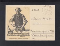 Dt. Reich SS Feldpost PK 1941 - Cartas