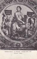 Vaticano Roma, Raffaello Sanzio, La Filosofia Della Volta (pk53188) - Vatican