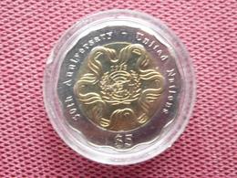 SINGAPOUR Monnaie De 5 Dollars 1995 Neuve Sous Capsule - Singapour