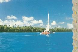 Tuvalu - Transportation Between Mainland And Islets - Tuvalu