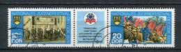 DDR Nr.2426/7 Streifen          O  Used       (21754) ( Jahr: 1979 ) - DDR