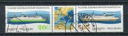 DDR Nr.2429/30 Streifen          O  Used       (21756) ( Jahr: 1979 ) - DDR