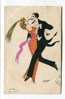 CPA Illustrateur :  SAGER Xavier  Le Tango  1914     VOIR DESCRIPTIF  §§§ - Sager, Xavier