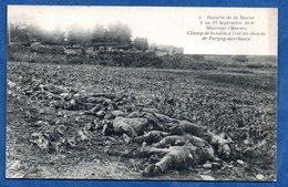 Maurupt  -  Champ De Bataille à L Est De Pargny Sur Saulx - France