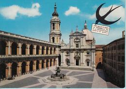Ancona - Comune Di Loreto - Piazza Della Madonna - Rondine - Luoghi Santi