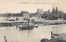 ST LEU D'ESSERENT - Au Bord De L'eau - Place De La Fête - France