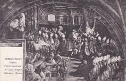 Vaticano Roma, Raffaello Sanzio, L'Incoronazione Di Carlo Magno (pk53192) - Vatican