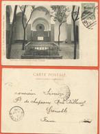 Lot De 3 Cpa Maroc Tanger Allemagne Espagne Gibraltar - Maroc