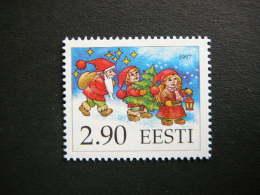 Christmas # Estonia Estonie Eesti # 1997 MNH # Mi. 313 - Estonie