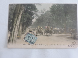 Paris - Bois De Boulogne - Allée Des Acacias  Ref 1369 - France