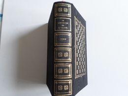 LE COMTE DE MIRABEAU LE LIBERTIN DE QUALITE 1962, CERCLE DU LIVRE PRECIEUX NUMEROTE N°55 - Books, Magazines, Comics