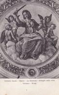 Vaticano Roma, Raffaello Sanzio, La Giustizia, Dettaglio Delle Volta (pk53195) - Vatican