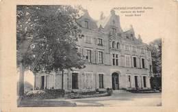 ROUESSE-FONTAINE - Château De Bretel - Façade Nord - Autres Communes