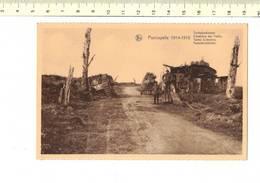 49037 - POELCAPELLE 1914-1918 - TANKSKERKHOVEN - CIMETIERE DES TANKS - War 1914-18