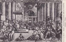 Vaticano Roma, Raffaello Sanzio, Danazione Di Roma Fatte Da Constantino (pk53196) - Vatican