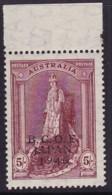 Australia 1946 B.C.O.F. SG J7a Mint Never Hinged (thin Paper) - Japan (BCOF)