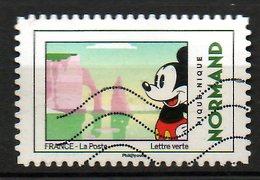 FRANCE. N° A1588 De 2018 Oblitéré. Mickey. - Disney