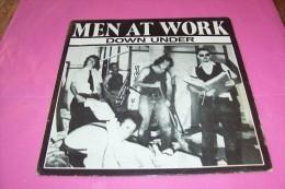 MEN AT WORK  °  DOWN UNDER - Rock