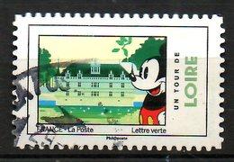 FRANCE. N° A1584 De 2018 Oblitéré. Mickey. - Disney