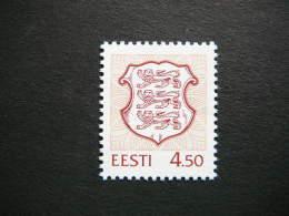 State Arms # Estonia Estonie Eesti # 1998 MNH # Mi. 323 Definitive Issue - Estonie