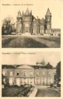 Assesse - Courrière - Château Vivier L' Agneau Et Château De La Posterie - Assesse