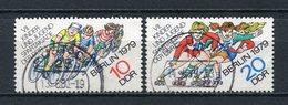 DDR Nr.2433/4          O  Used       (21758) ( Jahr: 1979 ) - DDR