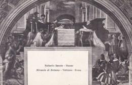 Vaticano Roma, Raffaello Sanzio, Miracolo Di Bolsena (pk53199) - Vatican