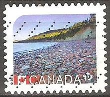 Canada - 2014 - Parc National De Miguasha - YT 2958 Oblitéré - 1952-.... Règne D'Elizabeth II
