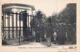 France - 75 - Paris-Vécu - Jardin De Plantes - La Rotonde De L' Eléphant - France