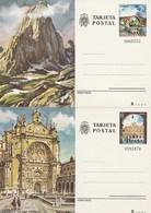 1979 España. Entero Postales Turismo (Edif.119/120)**  2v - Enteros Postales