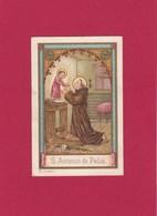 Devotieprent S.Antonius De Padua - Religion & Esotericism