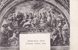 Vaticano Roma, Raffaello Sanzio, Il Parnaso (pk53203) - Vatican