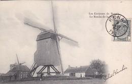 Environs De Renaix , Moulin De Crache - Renaix - Ronse