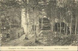 CPA Des Environs De Saverne - Ruine Von Greifenstein (Nels, Série 134 N°29). - Unclassified