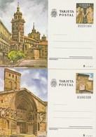 1980 España. Entero Postales Turismo (Edif.123/124)** 2v - Enteros Postales