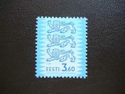 State Coat Of Arms # Estonia Estonie Eesti # 1999 MNH # Mi. 356 Definitive Issue - Estonie