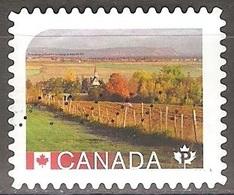 Canada - 2016 - Paysage De Grand-Pré - YT 3207 Oblitéré - 1952-.... Règne D'Elizabeth II