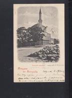 Serbia PPC Beograd Mosque 1899 - Serbia