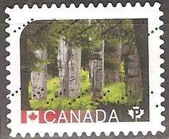 Canada - 2016 - Sgang Gwaay - YT 3209 Oblitéré - 1952-.... Règne D'Elizabeth II