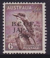 Australia 1946 B.C.O.F. SG J4 Mint Never Hinged - Japan (BCOF)