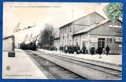 Mourmelon Le Petit  -  La Gare - Camp De Châlons - Mourmelon