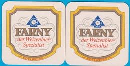Edelweissbrauerei Farny  Kisslegg - Dürren ( Bd 2091 ) - Sous-bocks