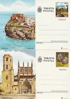 1981 España. Entero Postales Turismo (Edif.125/126)**  2v - Enteros Postales