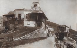 MONTE GENEROSO KULM → Cartolina Bella Anno 1923   ►RRR◄ - TI Tessin