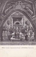 Vaticano Roma, Appartamento Borgia, L'Aritmetica Pinturicchio (pk53210) - Vatican