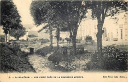 Saint-Léger - La Brasserie Vériter - Saint-Léger