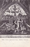 Vaticano Roma, Appartamento Borgia, Susanna Pinturicchio (pk53211) - Vatican