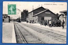 Mourmelon --  La Gare - Mourmelon Le Grand