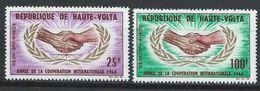 Haute-Volta YT PA 23-24 XX / MNH - Upper Volta (1958-1984)