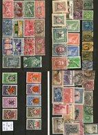 Gemischtes Lot Falz - Gestempelt - Stamps
